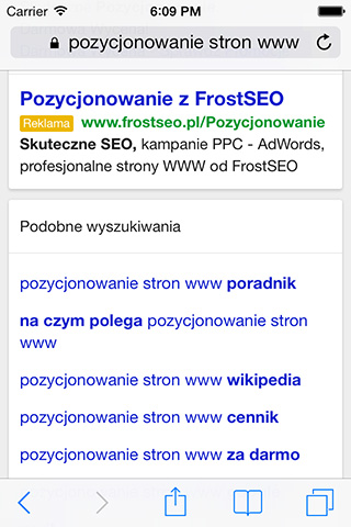 AdWords - PPC
